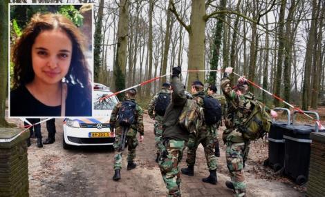 اوتريخت .. إختفاء فتاة مغربية يستنفر الأمن والجيش( فيديو)
