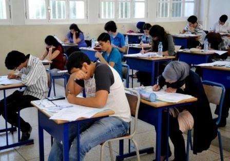 غش وخروقات في ثانوية البادسي في الامتحانات الاستدراكية للباكالوريا