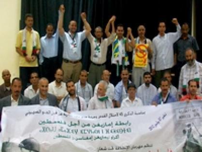 الجمعية الأمازيغية لمساندة الشعب الفلسطيني تتواصل مع أمازيغ الجنوب الشرقي