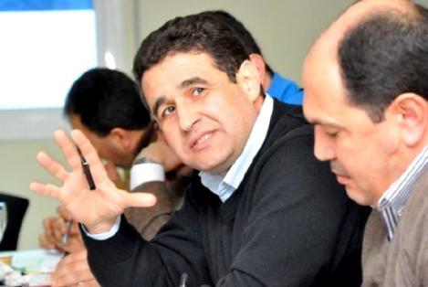 رئيس بلدية الناظور طارق يحيى