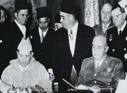 توقيع مذكرة لتبادل أجزاء من أرشيف فترة الحماية الإسبانية لشمال المغرب