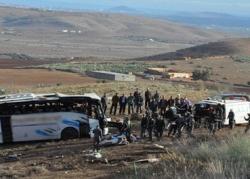 الناظور..وفاة عشرة أشخاص وإصابة العشرات وبين الضحايا أفراد عائلة واحدة