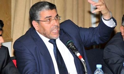 """الأمازيغ يشكون """"عنصرية"""" الرميد إلى البرلمان"""
