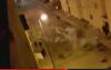 إطلاق القنابل المسيلة للدموع بامزورن