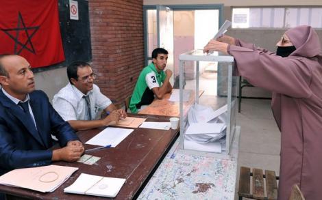 حصاد: العدالة والتنمية حصل على 125 مقعدا والبام 102 مقعدا