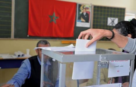 أجواء غير عادية تُخيّم على العملية الإنتخابية بإقليم الحسيمة