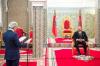 الملك يستقبل بالحسيمة عبد اللطيف الجواهري والي بنك المغرب
