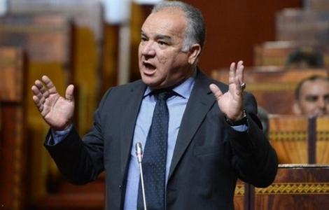 مضيان يطالب بتفعيل الأمازيغية في وثائق ومراسلات مجلس النواب