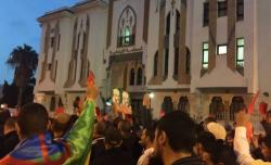 ابتدائية الحسيمة توزع 10 سنوات حبسا على 5 من نشطاء الحراك