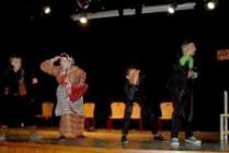 مسرحية ثغويث تفتح شهية الفن والابداع المسرحي للجمهور بالحسيمة