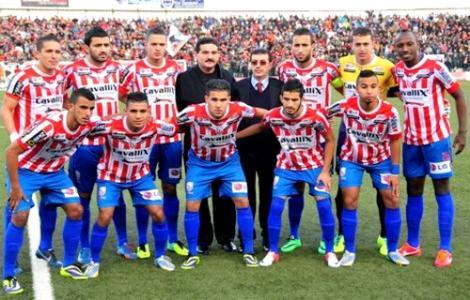 المغرب التطواني يفرط في لقب البطولة بهزيمة قاسية امام الرجاء