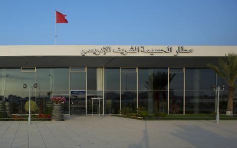 استمرار تراجع حركة النقل الجوي بمطار الحسيمة