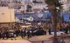 """اعتقال 4 مغاربة واغلاق معبر """"فرخانة"""" اثر اضطرابات بمدخل مليلية"""
