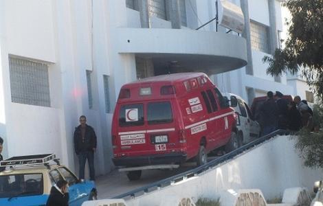 """نقل سيدة الى مستشفى الحسيمة للاشتباه بإصابتها بـ """"المينانجيت"""""""