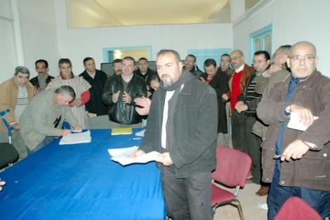 حقوقيون يعتزمون تنظيم احتجاجات امام السجن المحلي بالحسيمة