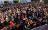 تظاهرة حاشدة بالناظور تُطالب بإنشاء مستشفى لعلاج السرطان