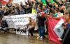 شعارات قوية أمام السفارات والقنصليات المغربية في أوروبا دعما لحراك الحسيمة