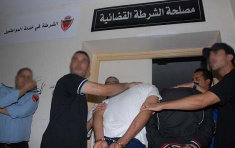 اعتقال احد اكبر بارونات المخدرات في منطقة كتامة