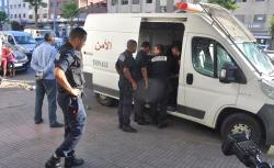 شرطي بدون رخصة سياقة يدهس بسيارته شخصا بالناظور