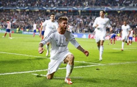 الريال يطيح باتلتيكو مدريد ويحقق لقبه العاشر في دوري الأبطال