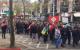 مسيرة حاشدة في روتردام تخليداً لذكرى الحراك