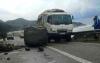 انهيارات صخرية تعرقل السير في الطريق الساحلي الحسيمة-تطوان