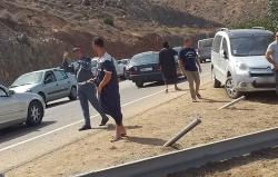 وفاة شخص في حادثة سير على الطريق الساحلية بين الحسيمة والناظور