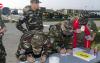 حوالي 200 شابا يتطوعون لاداء الخدمة العسكرية في إقليم الحسيمة