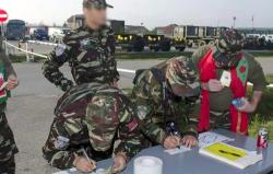 وحدة عسكرية بالحسيمة لانتقاء وادماج المجندين للخدمة العسكرية