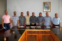 إعلان عن تأسيس جمعية ثِرُوزَا وسط الحي التجاري بالحسيمة