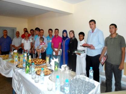 جمعية التضامن الأسري بالحسيمة تحتفي بتلاميذ دار الخيرية الإسلامية
