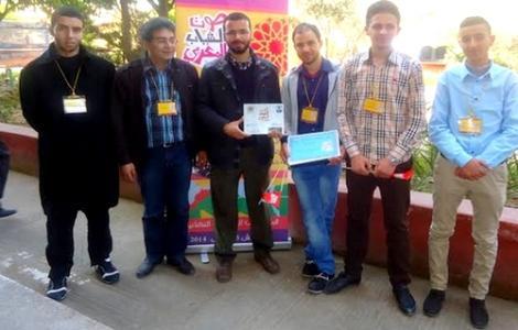 ثانوية الخوارزمي ببني بوعياش تفوز بجائزة وطنية في فن المناظرة بمراكش