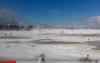 الثلوج تكسو جبال الريف