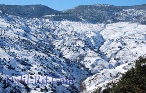 الأرصاد الجوية: تساقطات ثلجية وطقس بارد الخميس في قمم الريف