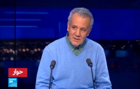 أحمد الزفزافي على فرانس24