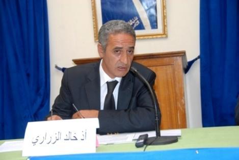 """السلطات الجزائرية تعتقل ناشطا أمازيغيا مغربيا بـ """"تيزي وزو """""""